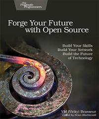 Cover of Forge Your Future with Open Source.