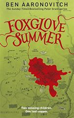 Cover of Foxglove Summer.
