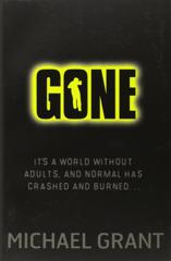 Cover of Gone (Gone, #1).