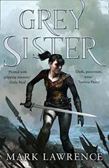 Cover of Grey Sister.