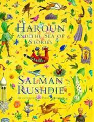 Cover of Haroun and the Sea of Stories.