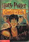 Cover of Harry Potter and the Goblet of Fire.