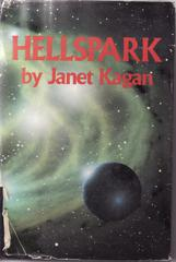 Cover of Hellspark.