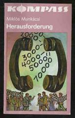 Cover of Herausforderung.