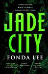 Cover of Jade City.