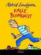 Cover of Kalle Blomquist.