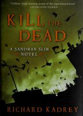 Cover of Kill the Dead.