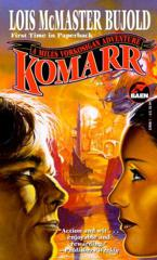 Cover of Komarr.