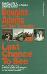 Cover of Last Chance to See.