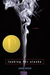 Cover of Looking for Alaska.
