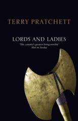 Cover of Lords and Ladies.