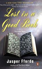 Cover of Lost in a Good Book.