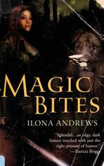Cover of Magic Bites.