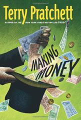 Cover of Making Money.