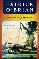 Cover of Master and Commander.