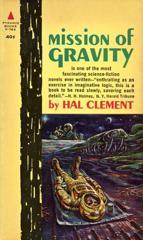 Cover of Mission of Gravity.