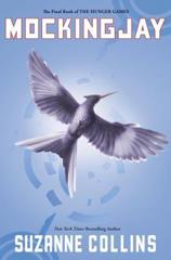 Cover of Mockingjay.