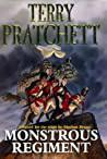 Cover of Monstrous Regiment.