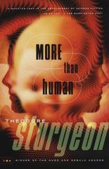 Cover of More Than Human.