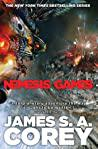 Cover of Nemesis Games.