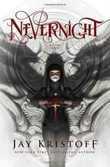Cover of Nevernight.
