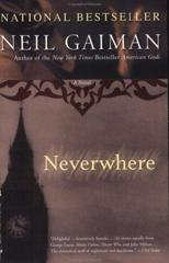 Cover of Neverwhere.