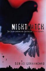 Cover of Night Watch.