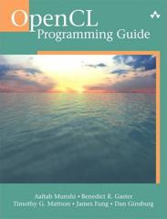 Cover of OpenCL Programming Guide.