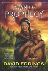 Cover of Pawn of Prophecy.
