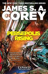 Cover of Persepolis Rising.