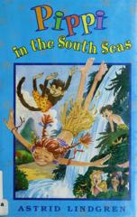 Cover of Pippi in the South Seas.
