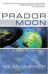 Cover of Prador Moon.
