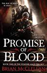 Cover of Promise of Blood.