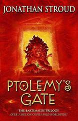 Cover of Ptolemy's Gate.