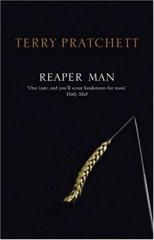 Cover of Reaper Man.