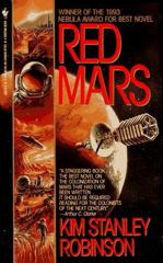 Cover of Red Mars.