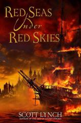 Cover of Red Seas Under Red Skies.