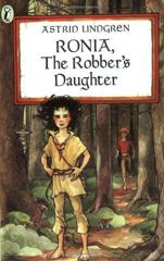 Cover of Ronia, the Robber's Daughter.