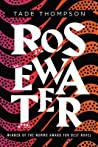Cover of Rosewater.