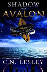 Cover of Shadow Over Avalon.