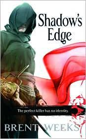Cover of Shadow's Edge.