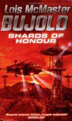 Cover of Shards of Honour.