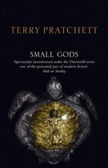 Cover of Small Gods.