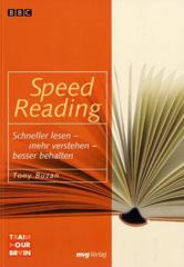 Cover of Speed Reading.