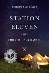 Cover of Station Eleven.