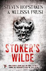 Cover of Stoker's Wilde.