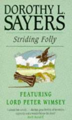 Cover of Striding Folly.