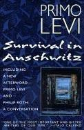 Cover of Survival in Auschwitz.