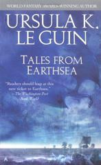 Cover of Tales from Earthsea.