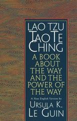 Cover of Tao Te Ching.